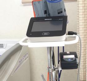 血圧脈波測定器